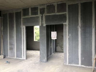 複合輕質隔牆板施工