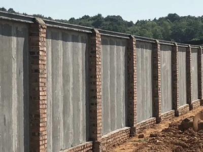 轻质隔墙板围墙