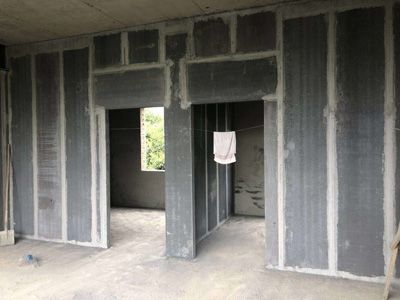 轻质隔墙是新型墙体材料的一种,它的性能是如何的呢