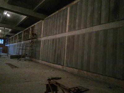 谈一谈轻质隔墙板维护的几点首要措施