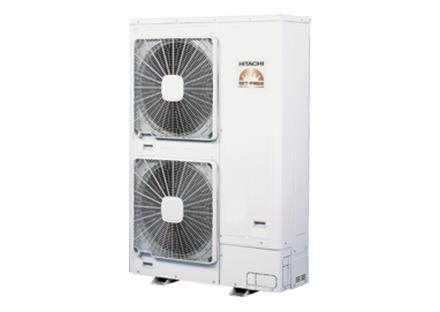 湖南日立中央空调安装