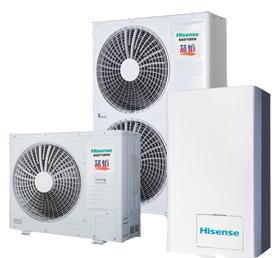 海信空气源热泵热焰系列