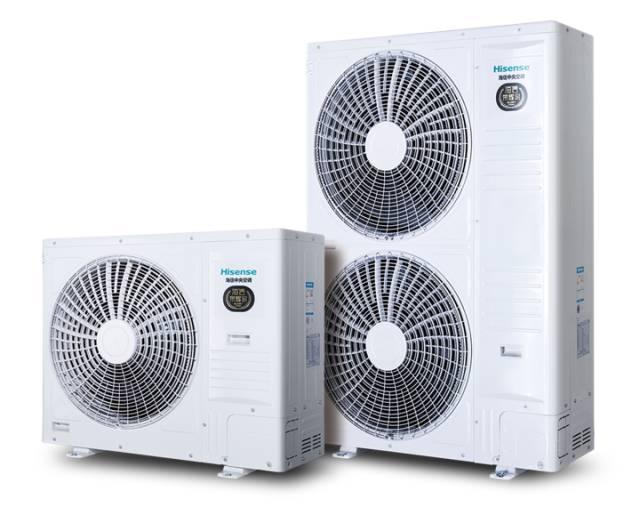 中央空调的帽子戏法:一个技术解决三大问题