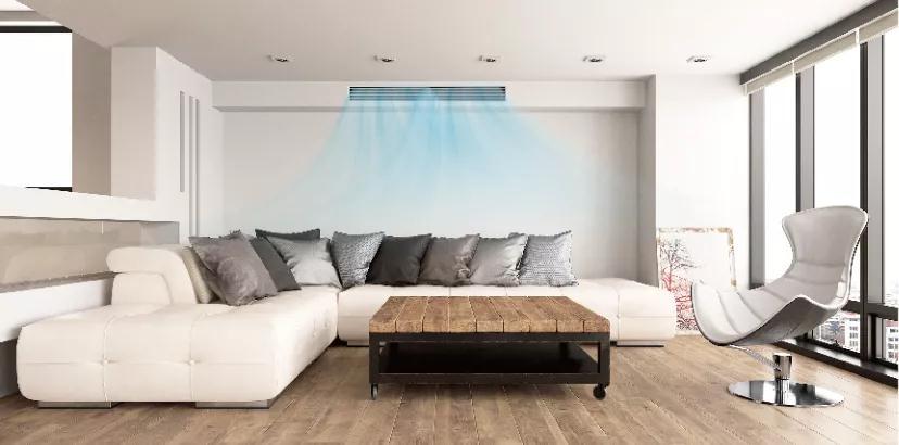 海信整体式地暖中央空调水润系列,冷暖之上,更现健康!