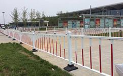 锌钢两杆护栏