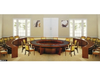 实木会议桌SH9125