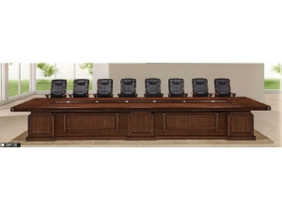 实木会议桌SH9120