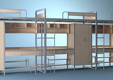 公寓床YC-011