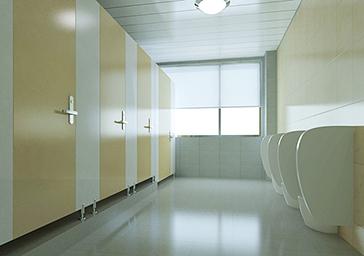 卫生间隔断WD-002