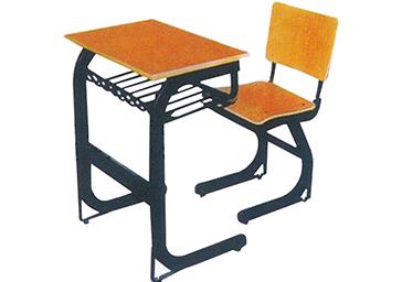 学生桌椅排椅PY-001