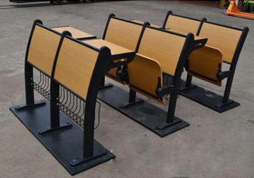 学生桌椅排椅PY-004