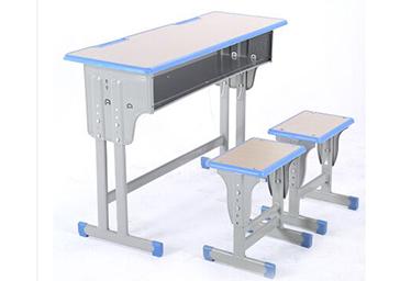 学生桌椅排椅PY-014