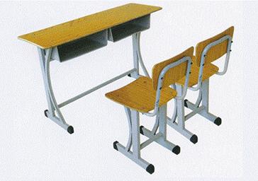 学生桌椅排椅PY-018