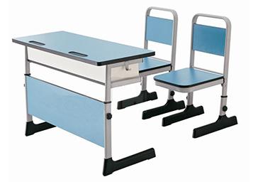 学生桌椅排椅PY-019