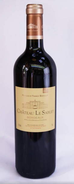 法国莱曼妮珍藏干红葡萄酒