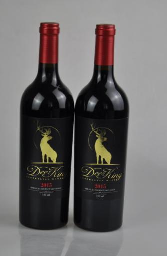 澳大利亚金鹿王干红葡萄酒