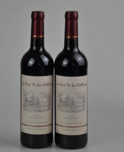 法国坷林庄园干红葡萄酒