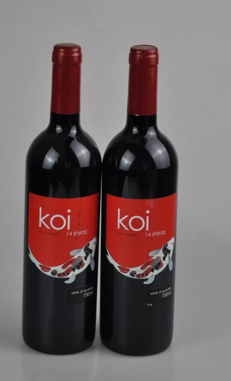 澳大利亚爱悦希拉红葡萄酒