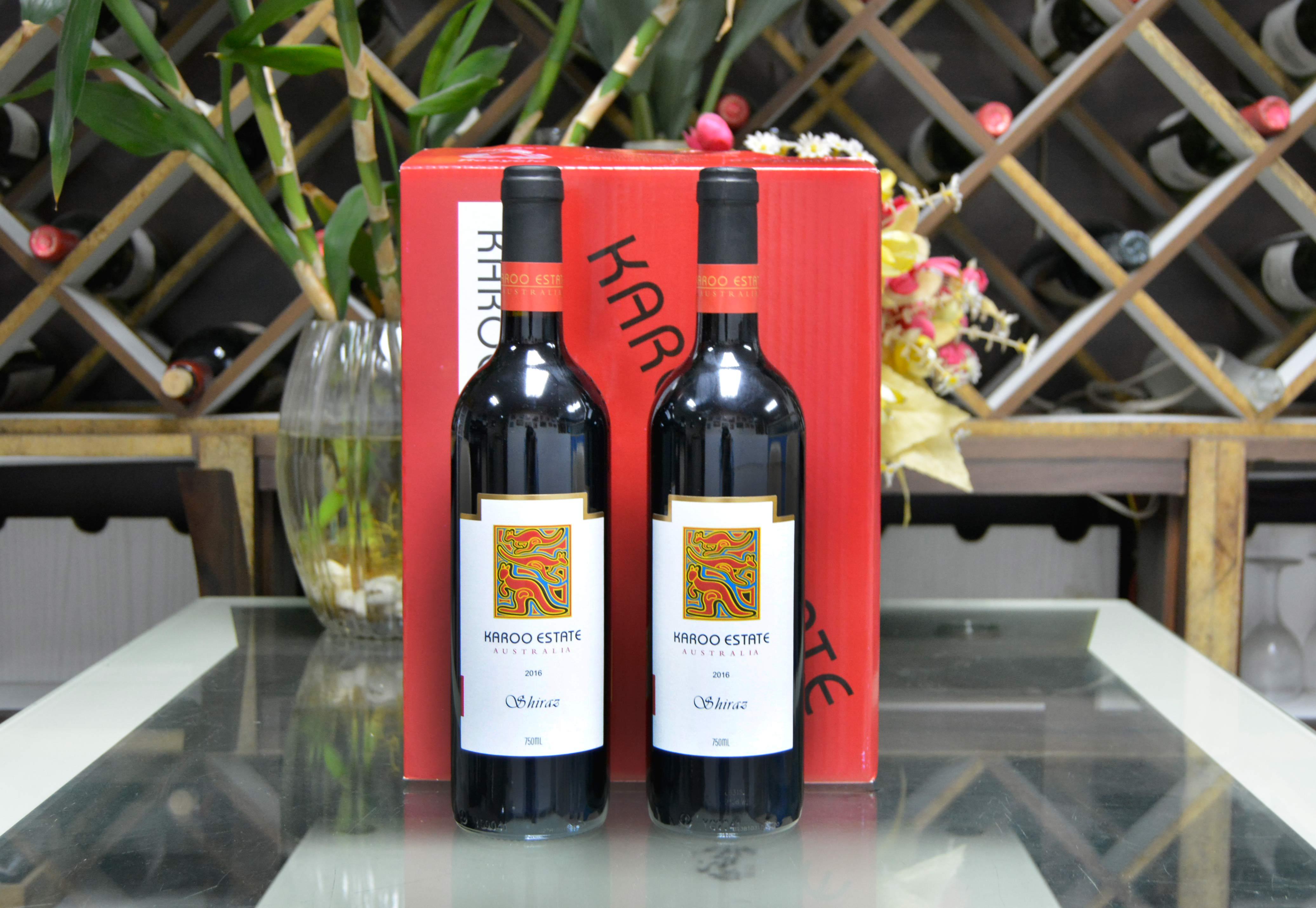 澳大利亚嘉露庄园红葡萄酒