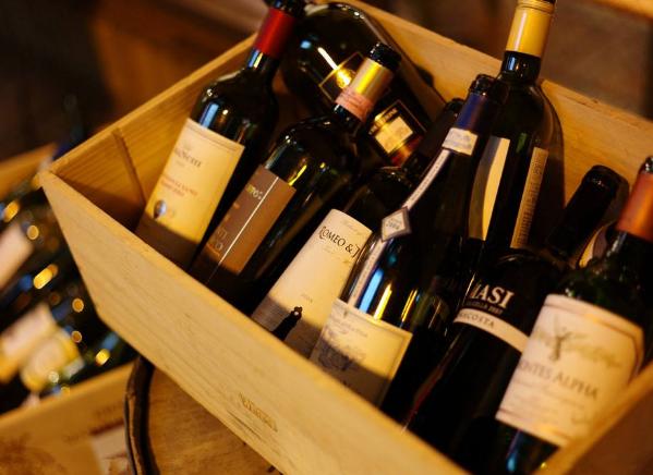 進口葡萄酒
