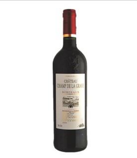 香芙庄园干红葡萄酒