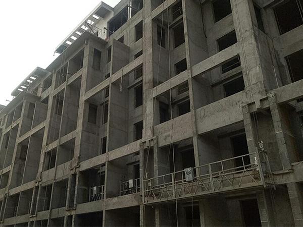 城阳复合挤塑板案例工程