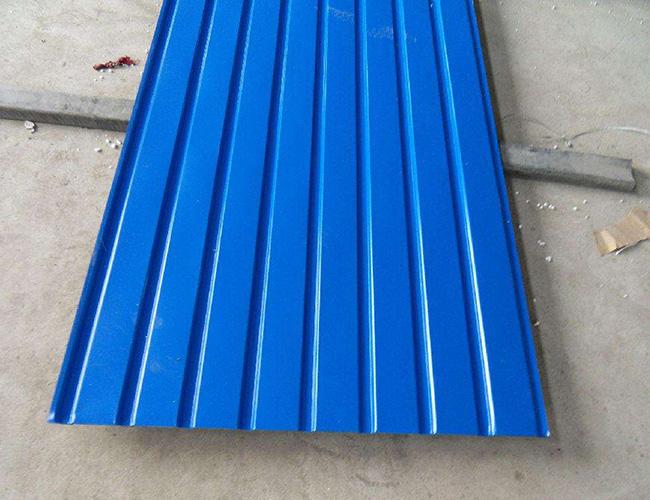 单层彩钢板