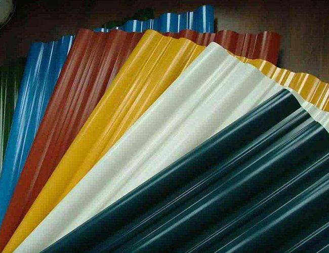 彩钢板波浪板