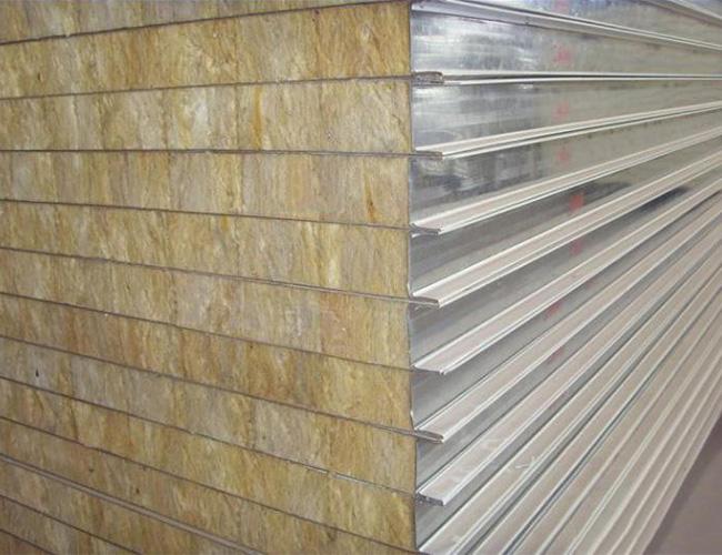 岩棉保温装饰板