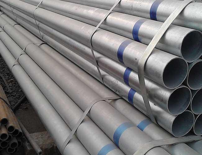 福州厚壁螺旋钢管