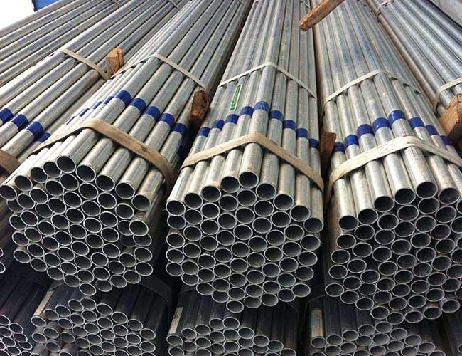 25镀锌钢管