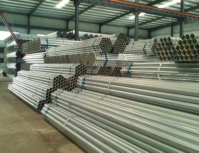 150镀锌钢管