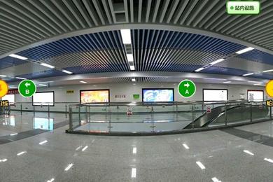 深圳地铁2号线智能照明控制系统
