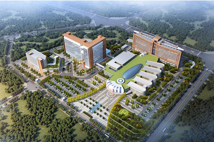 智慧医院一体化整体解决方案