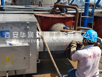湿电设备安装