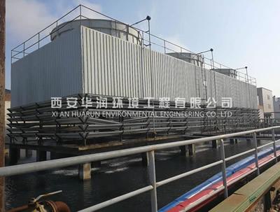 混凝土钢结构冷却塔