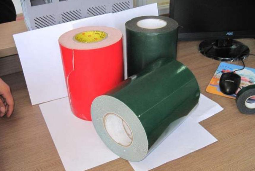 丙烯酸泡棉胶带主要的应用领域
