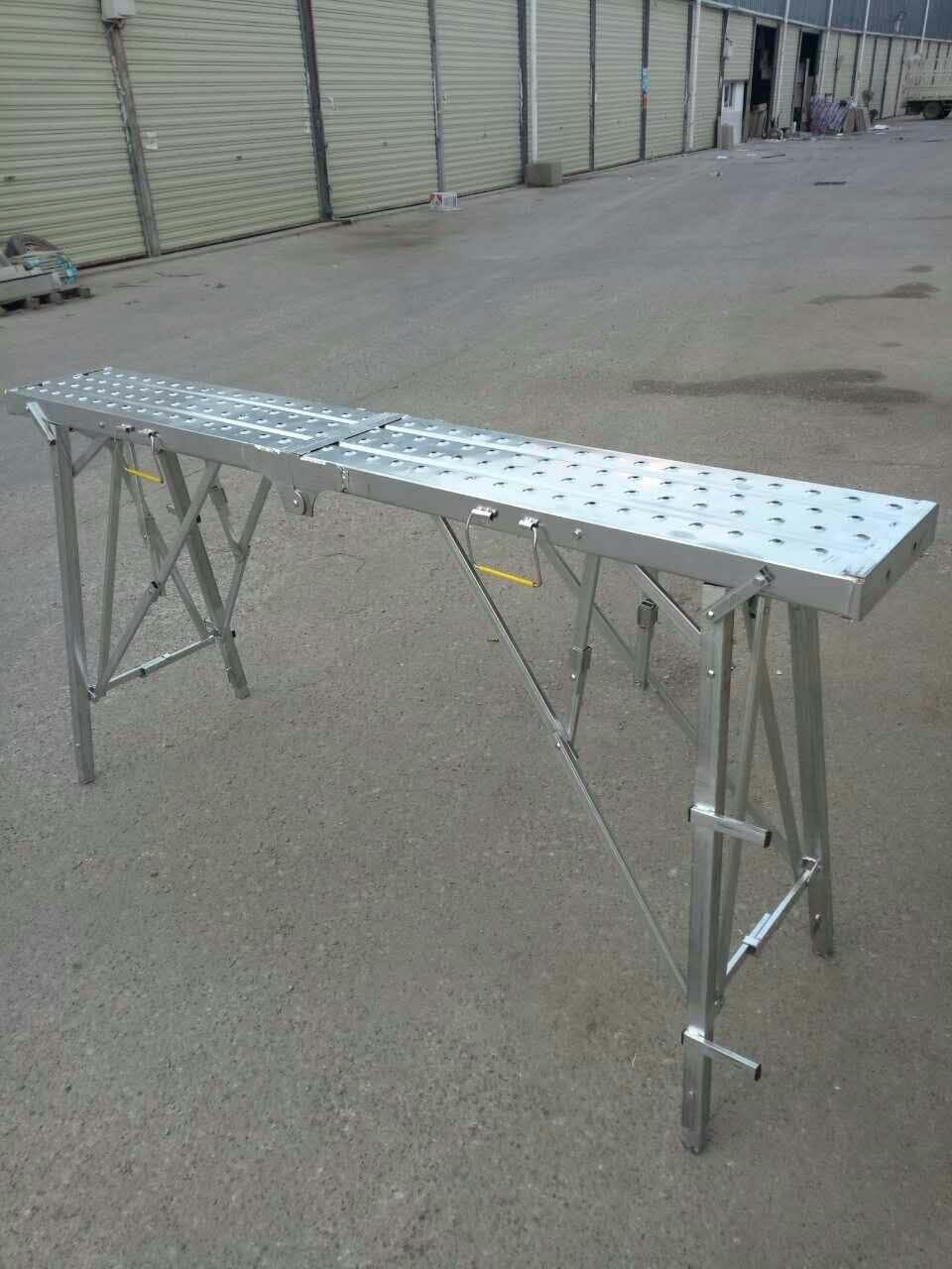 方管折叠马凳