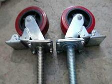 运输昆明脚手架配件时要降低其损耗