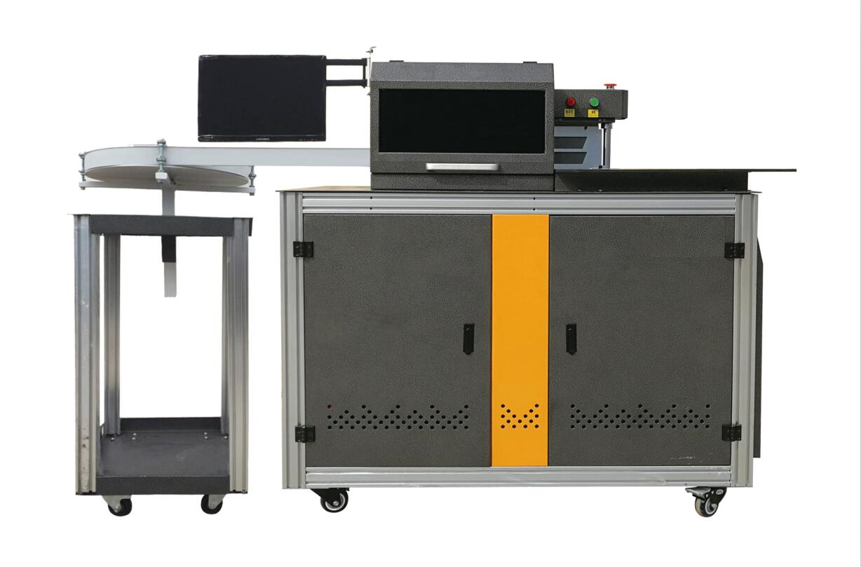 DH-6120 平板不锈钢围字机