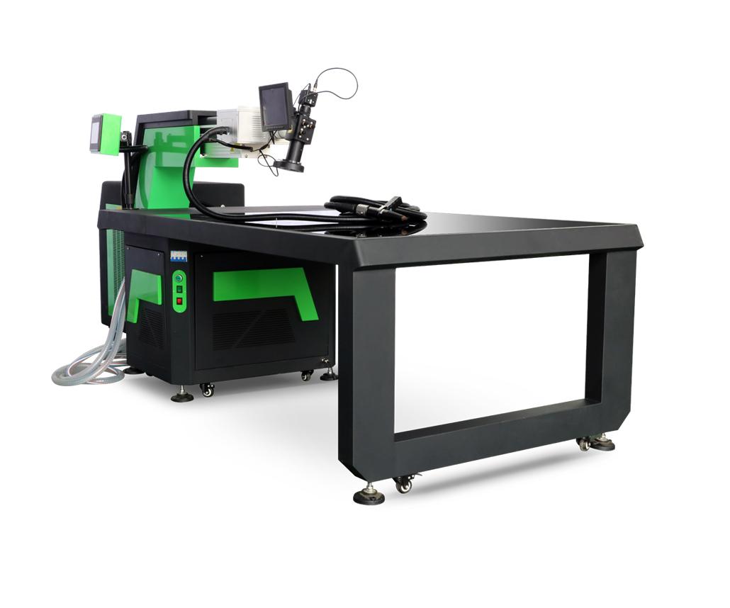 500W双光路激光焊-手持式