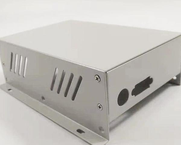 不锈钢轧板机箱加工