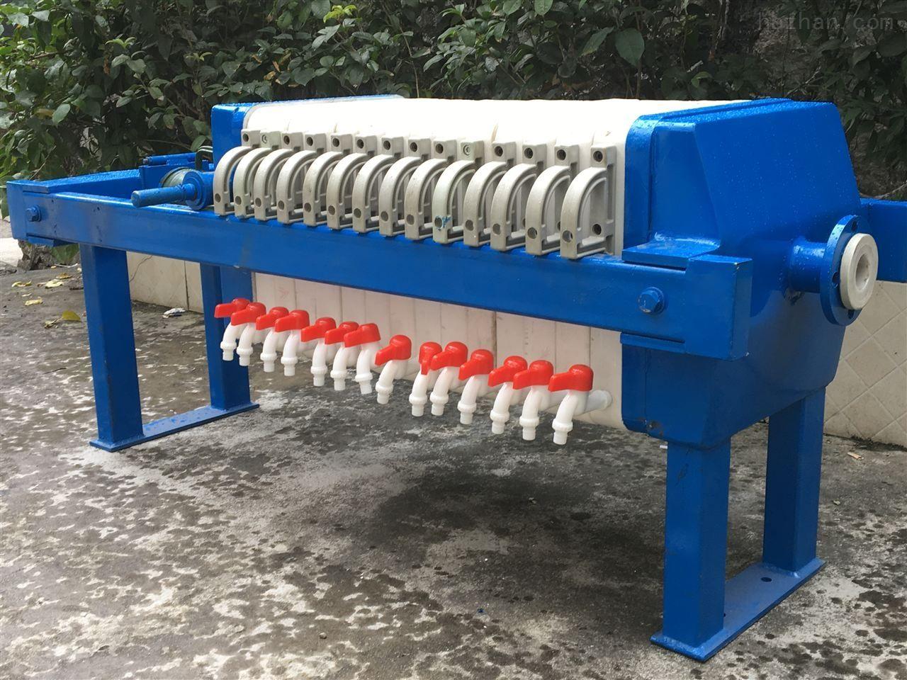 松原/白城污泥压滤机的制造优点是什么?