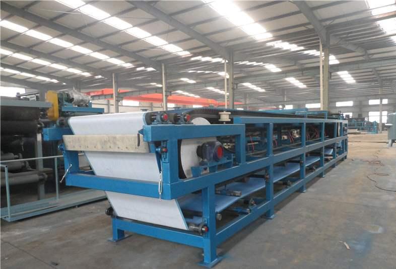 市场上工业用的板框压滤机设备