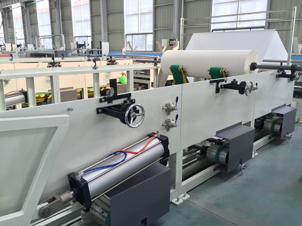 山东/淄博卫生纸造纸机的制浆设备起到什么作用