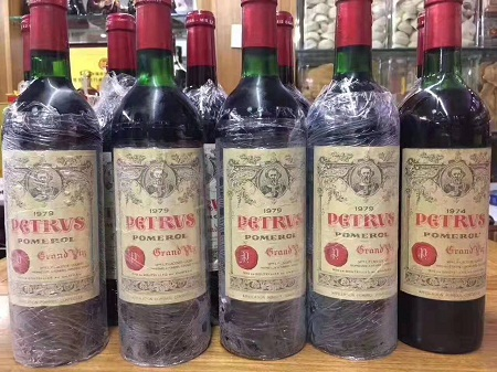 红酒名酒回收