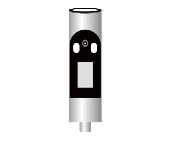 圆柱人脸识别一体机 Uface-M5201-GH