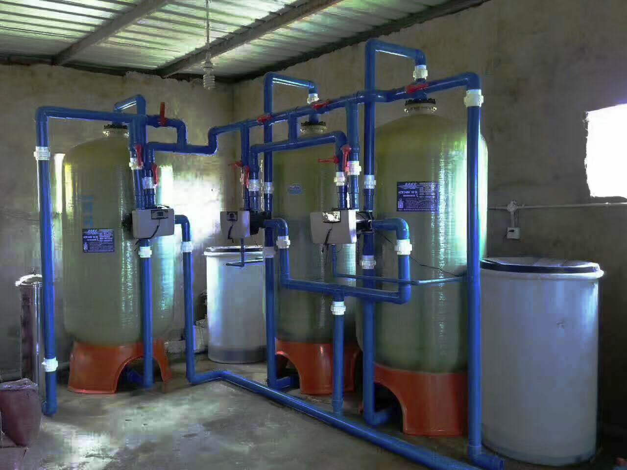 地下水预处理设备