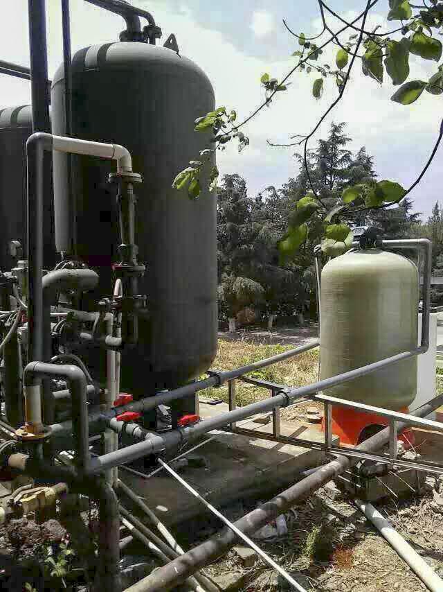 江河水净化设备