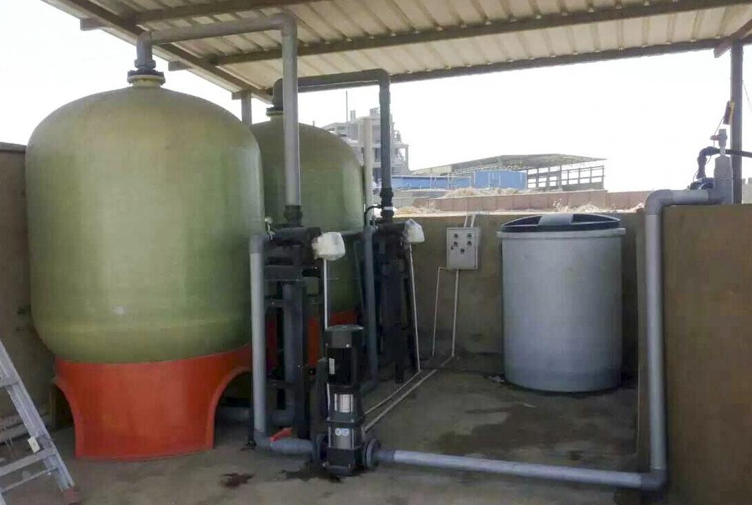 江河水软化设备
